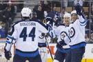 Jets beat Leafs 5-4 after 10-round shootout