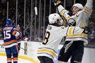NHL rookie scoring leader, Buffalo's Olofsson, out 5-6 weeks