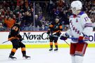 Giroux scores 2, Flyers beat Rangers 5-2 for 5th straight