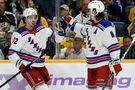 Georgiev's 32 saves leads Rangers over Predators 2-1