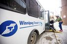Transit Plus drivers petition for improved conditions