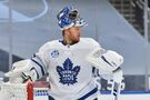 Jack Campbell or Frederik Andersen? That will be the Leafs' key question over the next couple of weeks