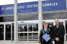 Civic Centre expansion awaits provincial funding