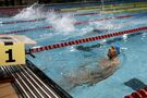 World record set by 104-year-old swimmer