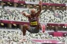 Canadians Damian Warner and Pierce LePage halfway to the podium after decathlon's opening day