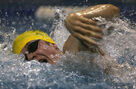 Winnipeg swimmer at Deaflympics