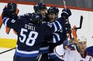 Re-energized Jets flying high