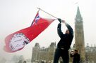 Aboriginal leaders hold national protest in Ottawa demanding change