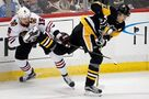 Penguins' Malkin out at least 1 game with upper-body injury