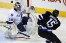 Jets beat Lightning in shootout
