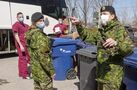 Military to provide medical personnel to help Ontario