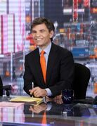 FILE - This Feb. 20, 2013 file photo released by ABC shows anchor George Stephanopoulos during a broadcast of