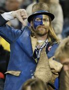As the Bombers continue to lose and the temperature continues to drop, the Big Blue are going to find it difficult to attract fans.