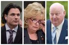 The Senate expense scandal continues to roar; Flaherty talks with economists