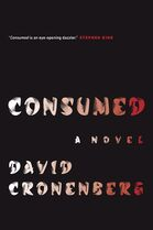 The cover of 'Consumed' by David Cronenberg is seen in this undated handout photo. A debut novel from filmmaker David Cronenberg, a short story collection by literary treasure Margaret Atwood, and autobiographies by Liberal Leader Justin Trudeau and hockey legend Gordie Howe are among the homegrown highlights of what publishers tout as a diverse and robust fall book landscape in Canada. THE CANADIAN PRESS/ HO, Penguin Random House