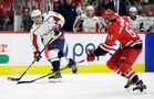 Champion Capitals face fresh-faced Hurricanes in 1st round