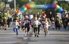 Young runners enjoy early spotlight