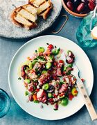 Octopus is a quintessential ingredient in Portuguese cooking, says Carla Azevedo, author of