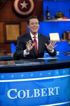 Colbert is headed to the Ed Sullivan Theater in New York, where he'll take over for David Letterman.
