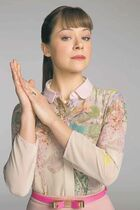 Tatiana Maslany as Alison Hendrix, one of Orphan Black's most complicated clones.
