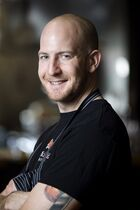 Trevor Bird, co-owner and head chef of Fable restaurant in Vancouver is shown in this undated handout photo. Eating and drinking on $1.75 a day is not something a Vancouver chef had ever considered. That's the Canadian equivalent of the extreme poverty line on which 1.2 billion people around the world live daily for all their needs. But Trevor Bird, co-owner and head chef of Fable restaurant, agreed to put his culinary skills to the test to develop low-cost recipes for participants in the 2015 Live Below the Line campaign. THE CANADIAN PRESS/HO