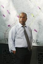 This image released by ABC shows Joe Morton in a scene from