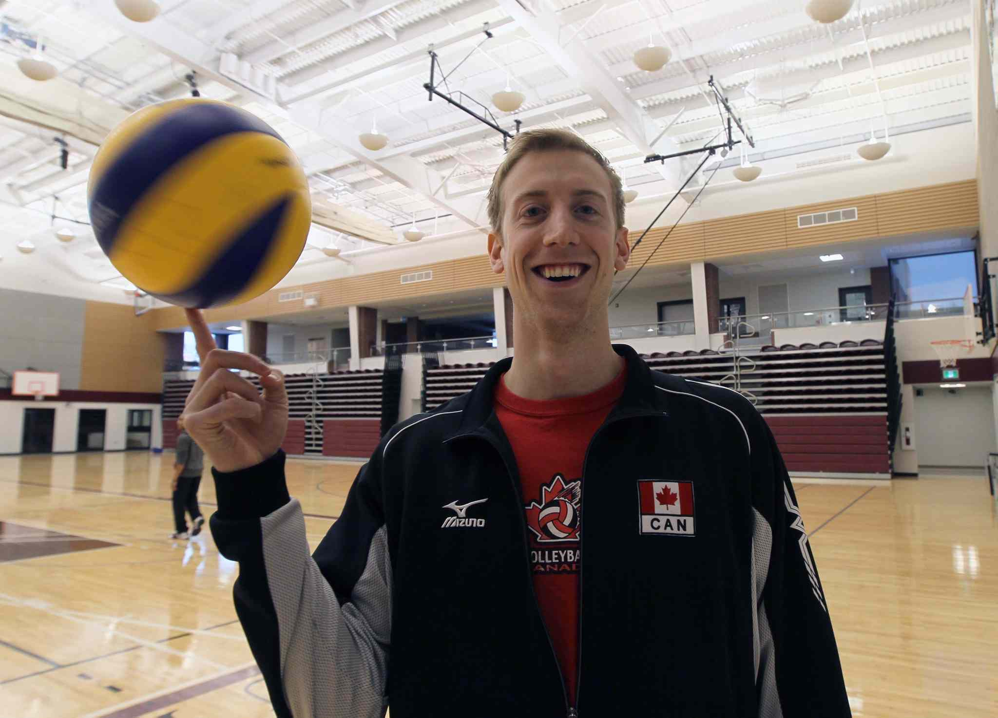 For Chris Voth, coming out wasn't about him. It was an opportunity to help others, particularly young athletes.