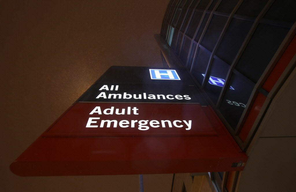 Doctors are still scheduling patient visits to city emergency rooms.