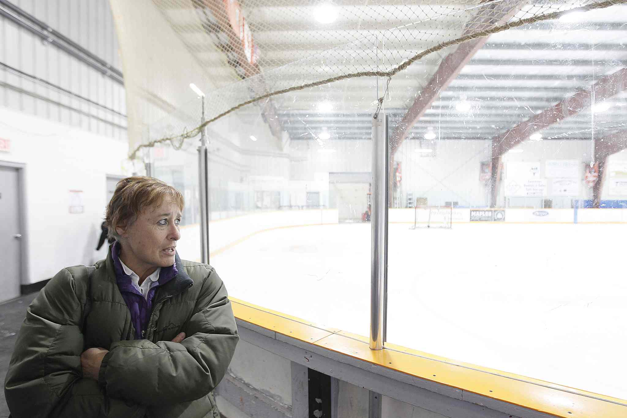 Sharon Gibson says the Respect in Sport course will educate hockey parents on what's expected of them at games.