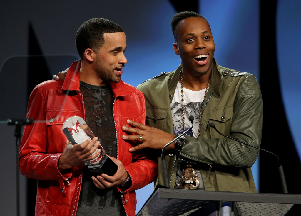 JRDN and Kardinal Offishall won the Juno for R&B Soul Recording of the Year.