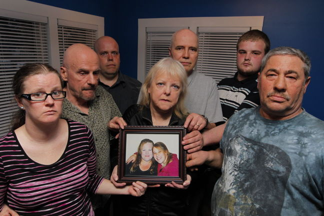 Family members of two women killed last year want criminal charges laid in the tragedy