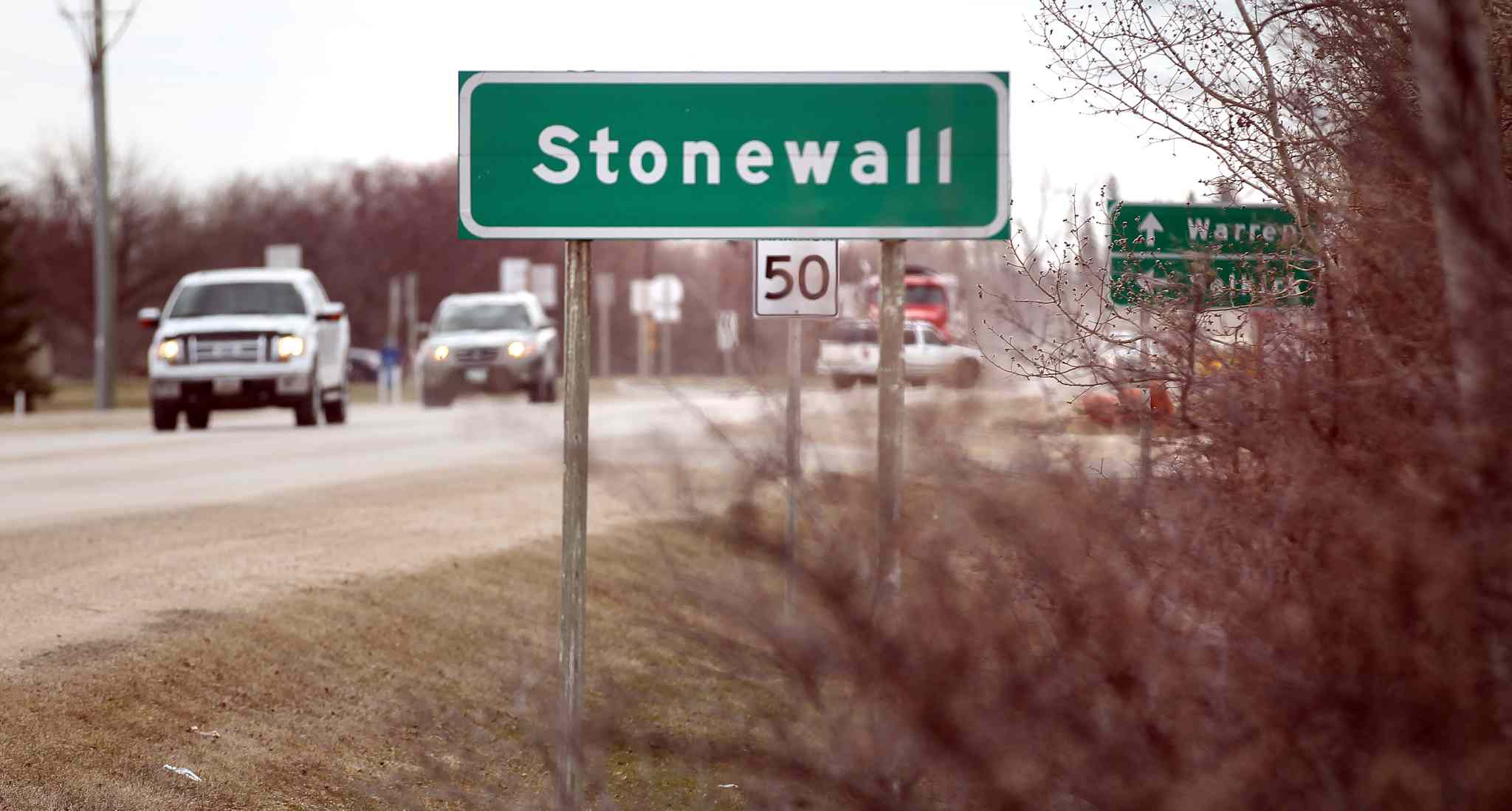 Stonewall, Man., is home to a large Plymouth Brethren congregation, one of two outside the city of Winnipeg.