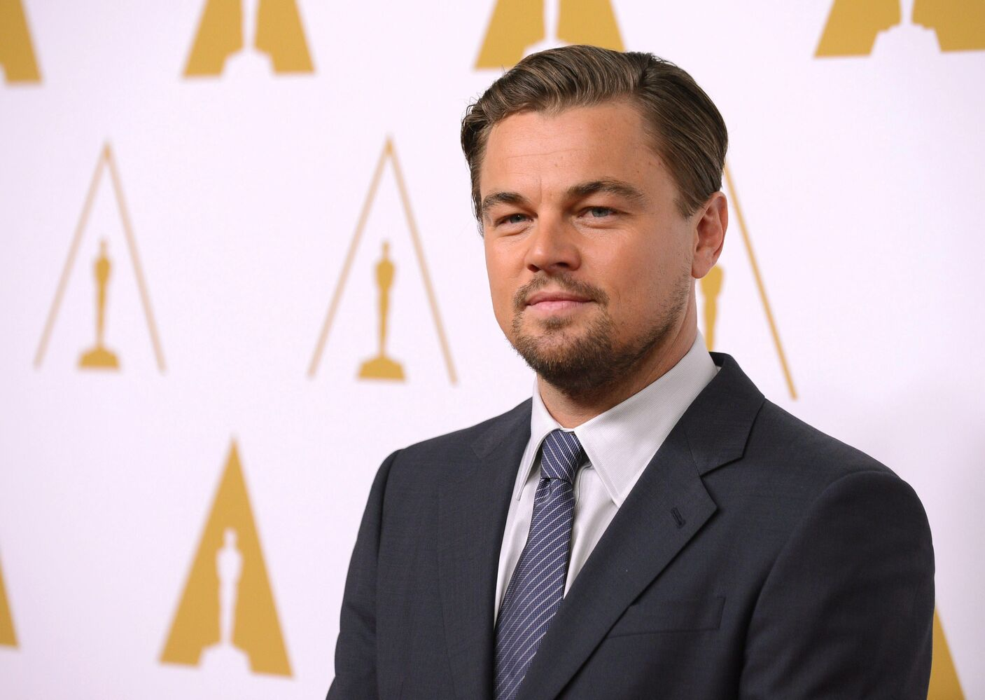 Leonardo DiCaprio is nominated in the Best Actor category for his performance in Wolf of Wall Street.