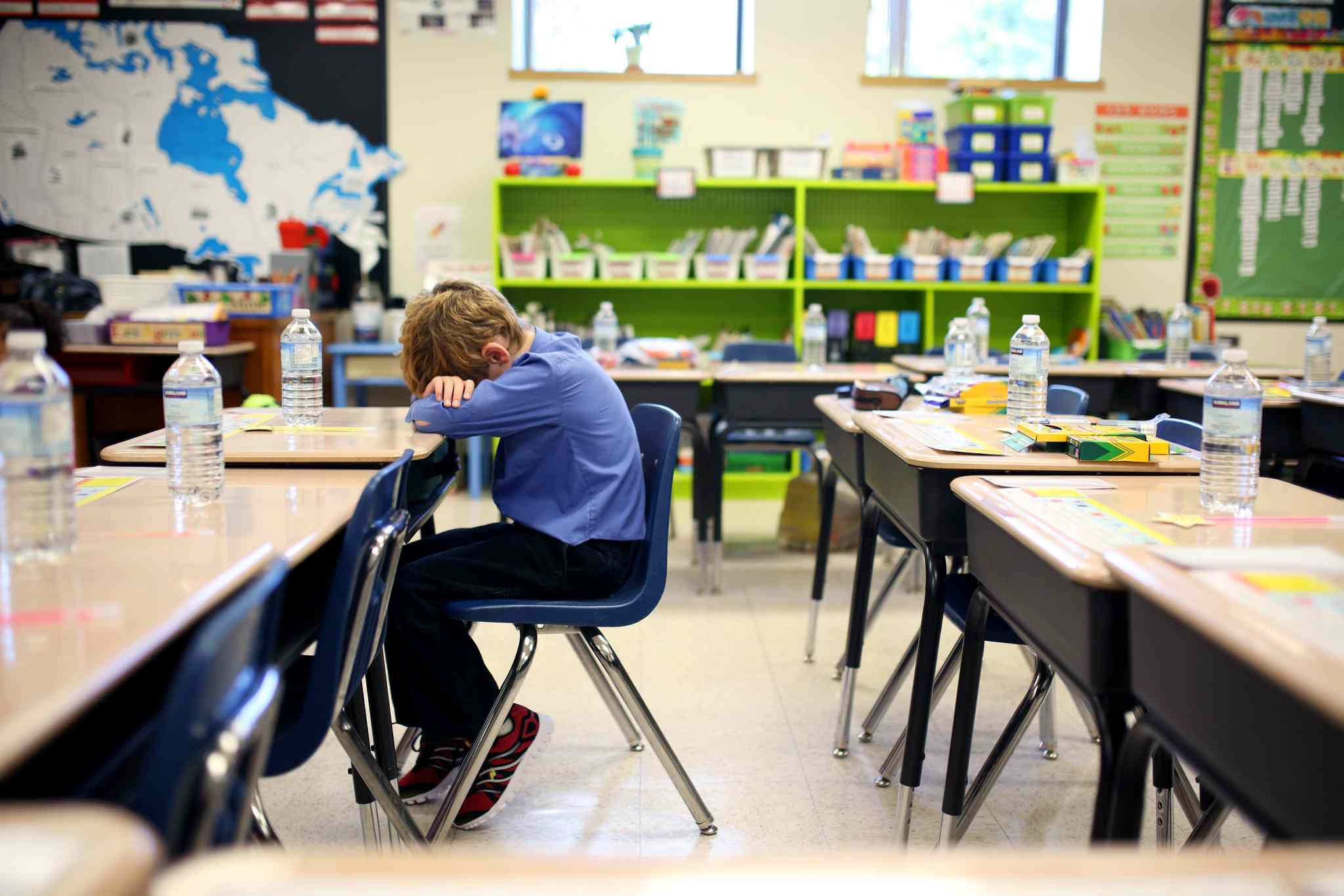 Manitoba is dead last among Canadian provinces in math, science and reading.