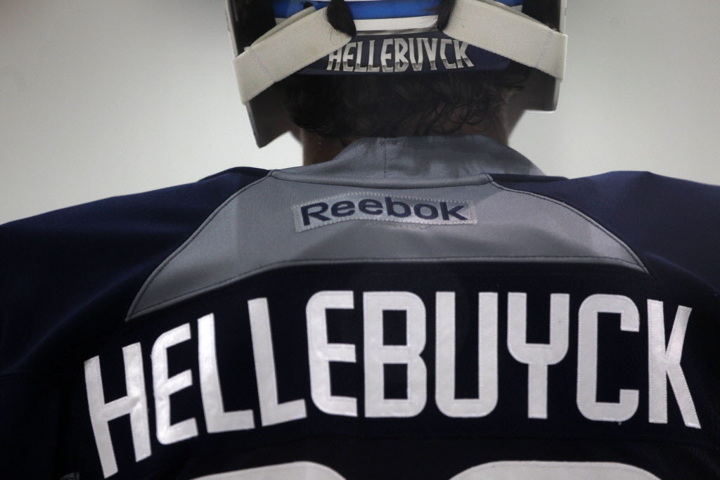 The Winnipeg Jets have recalled goalie Connor Hellebuyck from the St. John's IceCaps