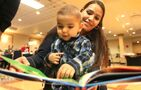 First Nations children to receive a book a month from Dolly's Imagination Library