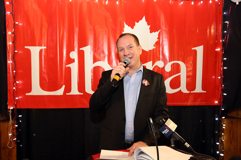Dinsdale won't seek Liberal nomination for Brandon-Souris - The Carillon