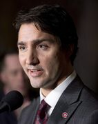 Justin Trudeau is promising to scrap Stephen Harper's brand of message discipline if he becomes prime minister, giving more freedom to bureaucrats, ditching the scripts for cabinet ministers and making them and himself more accessible to journalists.The Liberal leader says Harper's penchant for strictly controlling the flow of information — and the select few who are allowed to sparingly dispense it — has led to an opaque, secretive government that is cut off from the citizens it's supposed to be serving. Trudeau is shown speaking with the media following party caucus on Parliament Hill in Ottawa, Wednesday December 3, 2014. THE CANADIAN PRESS/Adrian Wyld