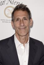 FILE - In this April 25, 2014 file photo, Michael Lynton, chairman and CEO, Sony Pictures Entertainment, arrives at the 19th annual
