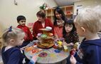 Most families count on child care
