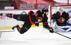 Senators sign forward Clark Bishop to a one-year, two-way contract extension