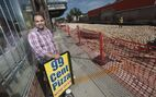 Selkirk Avenue businesses 'in a world of hurt' due to road closure