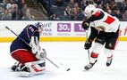 Bjorkstrand lifts Blue Jackets to 1-0 win over Senators