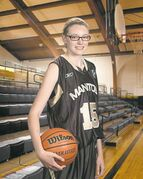 If all goes well, Sarah Lamoureux is destined for big things on the basketball court.