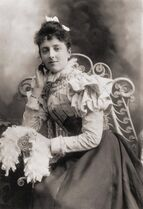 Lucy Maud Montgomery is shown in this 1891 handout photo. The third annual Spark photography festival in Peterborough will shine a light on the Montgomery's enthusiasm for taking pictures, displaying about 90 images drawn from a collection of more than 1,200 photographs acquired by the University of Guelph from Montgomery's estate.THE CANADIAN PRESS/HO - University of Guelph, Spark Photo Festival
