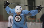 Byfuglien not expected to play in Jets game Tuesday