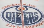 Oilers honour memory of Colby Cave prior to first practice returning to play