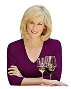 Natalie Maclean is seen in this undated handout photo. The holiday countdown is on and Canadians are scrambling for last-minute gifts for their hosts and loved ones. With wine and food an integral part of the festive season, it seems natural to consider them for recipients. THE CANADIAN PRESS/ HO, Michelle Valberg