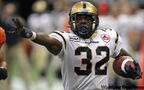 Fred Reid named CFL's offensive player of the month