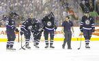 Wheeler shakes off pain, Jets breathe sigh of relief